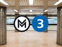 Korlátozások az M3-as metró felújítása miatt még 2020. április 30. 20:00 – ig