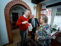 Segélyhívók az időseknek Kispesten
